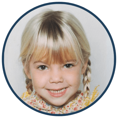 Kirsten - Baby Team Image - Safeguarding Children